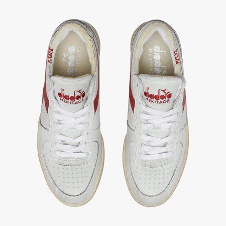 UNISEX DIADORA HERITAGE shoes - White/Dawn Blue