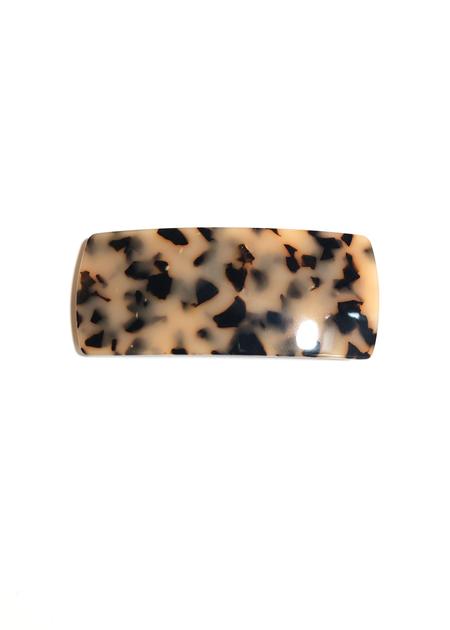 Machete Jumbo Box Clip - Blond Tortoise
