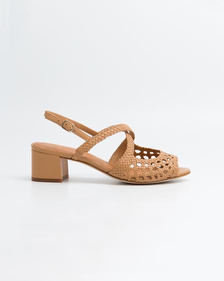 Naguisa Uga Sandals - Brown