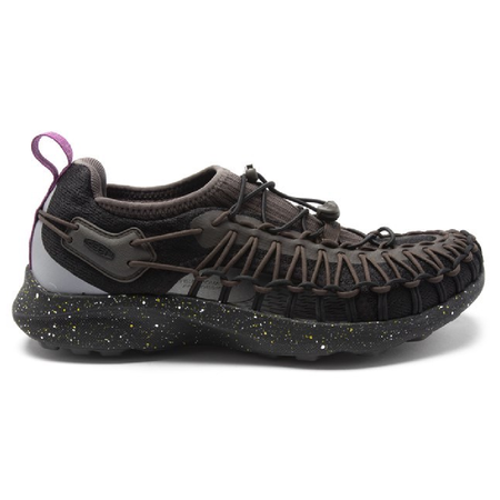 Keen UNEEK SNK Shoes - Black Spray