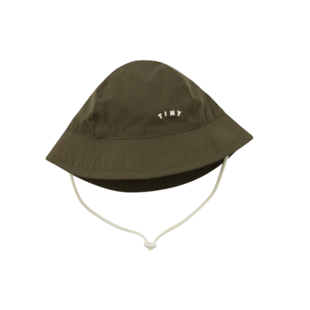 kids Tinycottons Tiny Solid Bucket Hat - Green