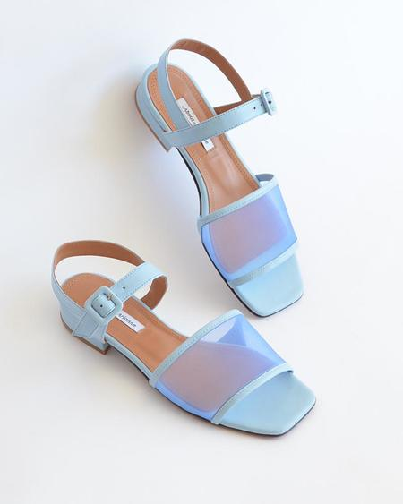 About Arianne Marini sandals - Blue