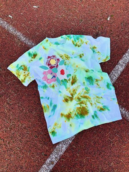 Chloe Cox Quilted Applique Confetti Tee