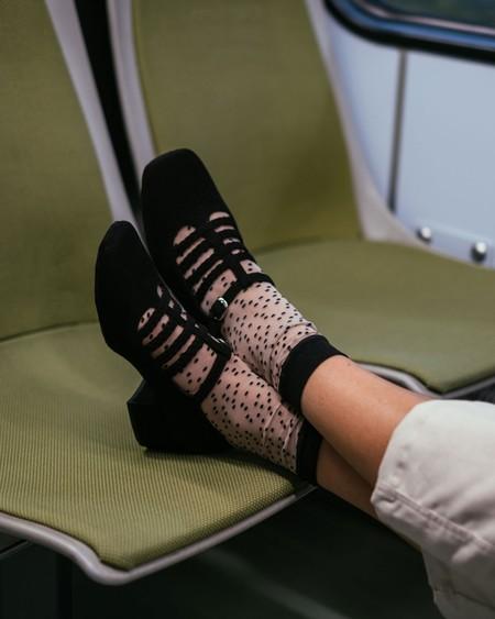 Naguisa Lles Shoes - black