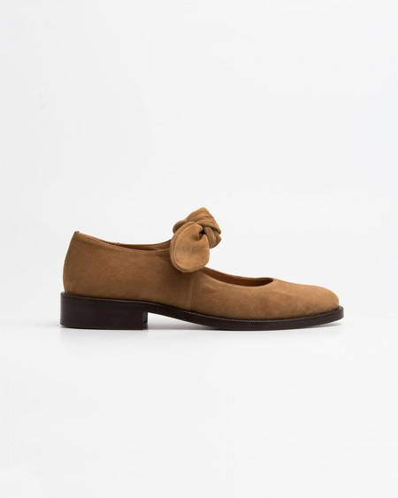 Naguisa Pedra Shoes - Brown