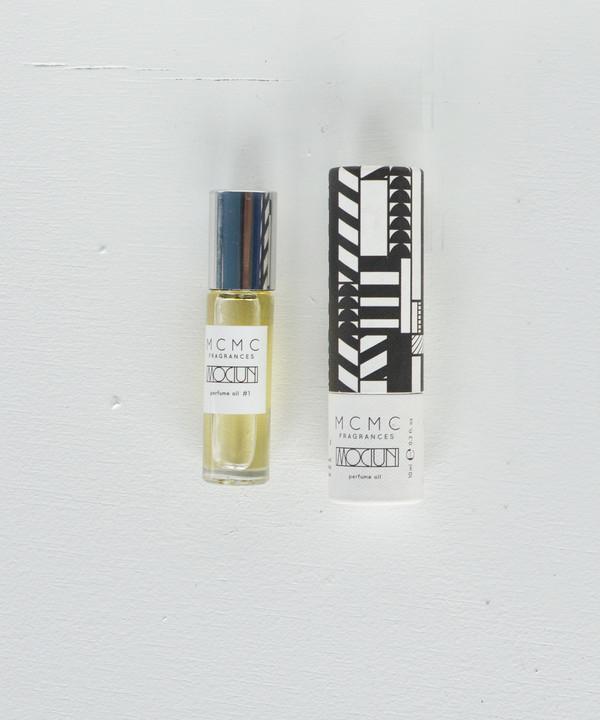 MCMC Fragrances MCMC x Mociun Perfume
