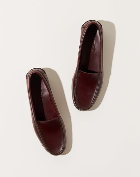 Martiniano Neubau  loafer - Oxblood