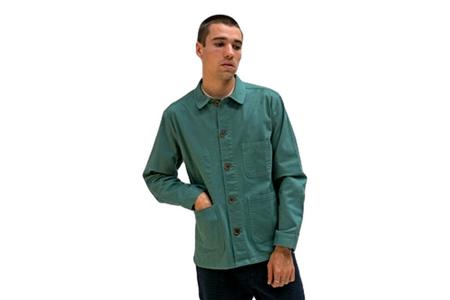 Far Afield Station Jacket - Sagebrush Green