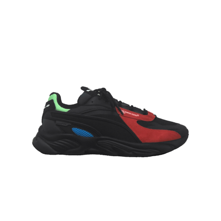 Puma RS-Connect Sneakers - Lazer Black/Multi