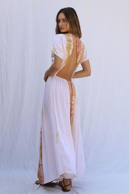 Jen's Pirate Booty Rio Navi Dress - Desert Sun Astral