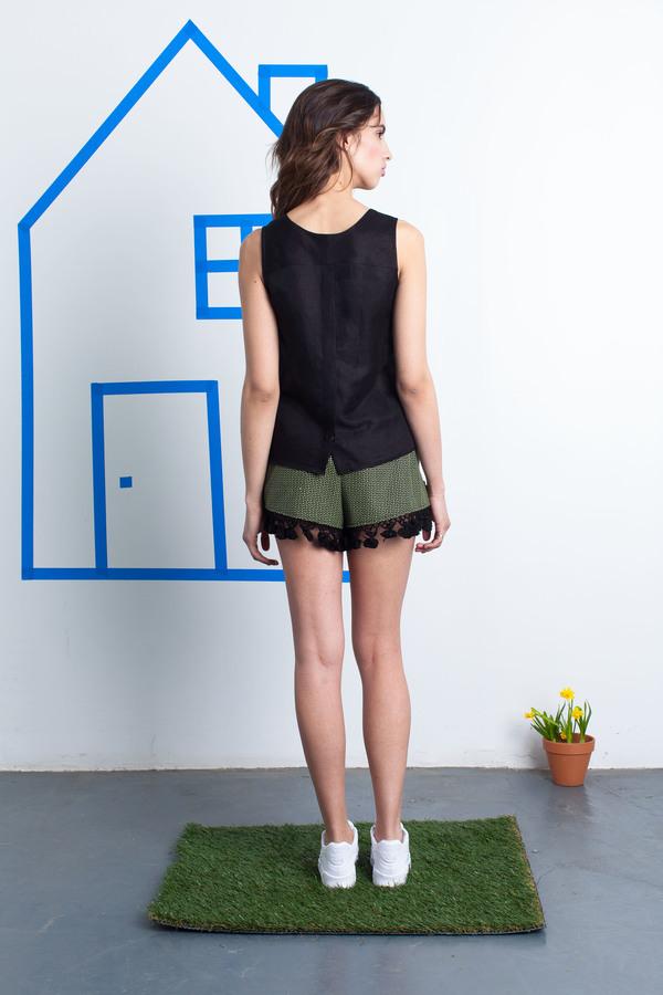 Harare Tassel Shorts