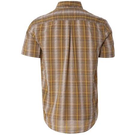 Barbour Carmet Short Sleeve Shirt - Antique Yellow