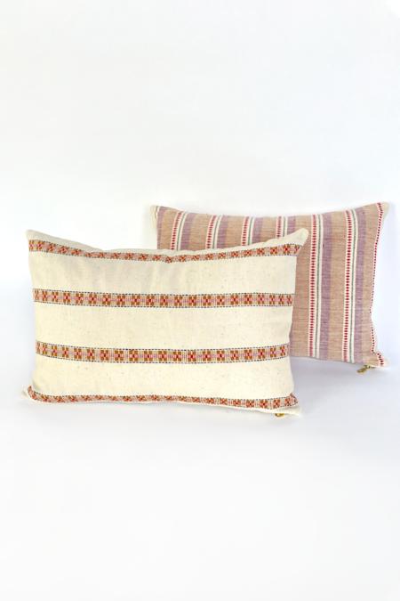 Asima Organic Handwoven Pillow