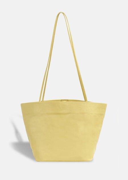 Modern Weaving Relaxed Basket - Banana