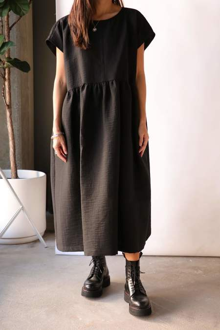 Rachel Comey Casa Dress - black