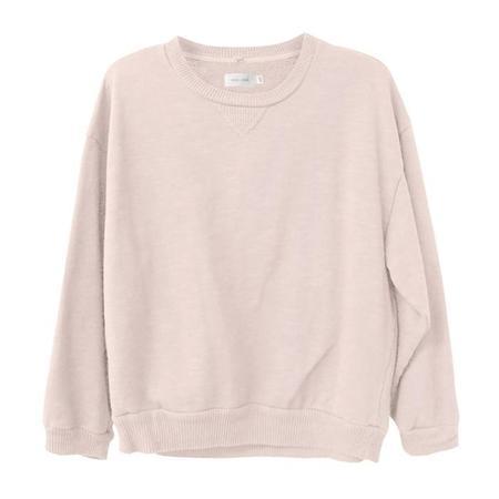 Nico Nico Luc Fleece Sweatshirt - Rose Pink