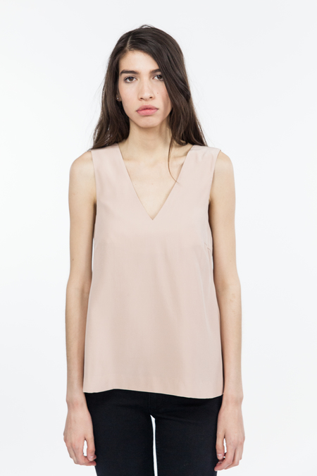 TY-LR Luxe Sleeveless Top