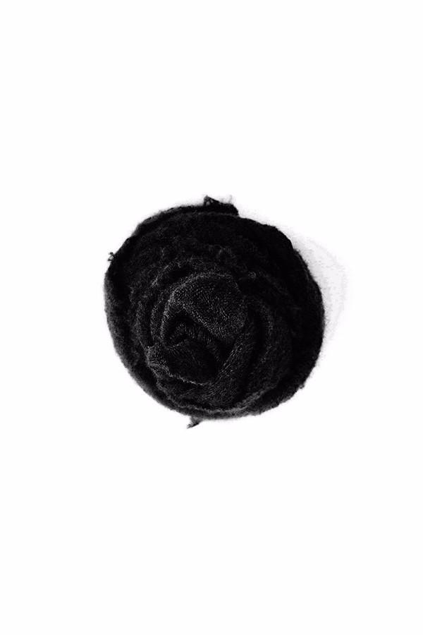 Scarf Shop Wool Cloud Scarf - Soot