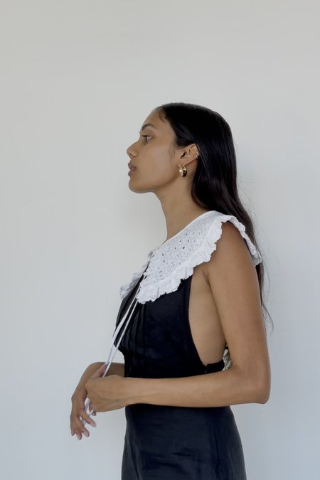 Muse the Label Hana Broderie Anglaise Collar