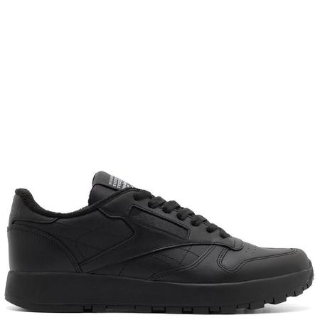 Reebok x Maison Margiela Classic Leather Tabi Sneakers - Black