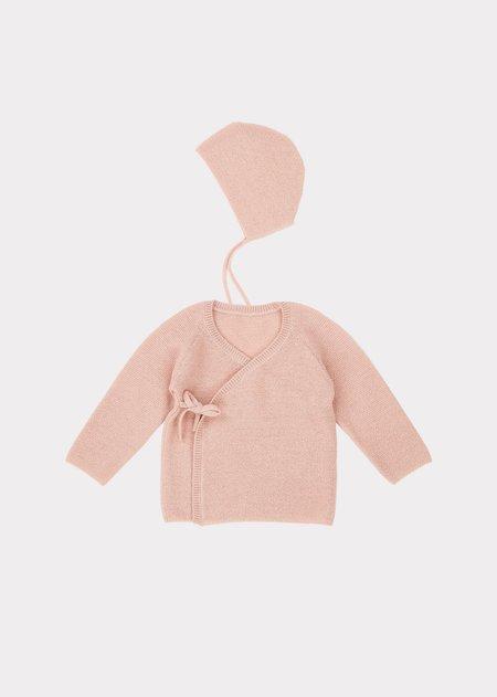 Kids Caramel Angelfish Baby Gifting Set - Peony Pink