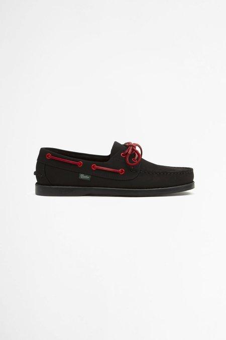 Paraboot Barth shoes - nubuck black