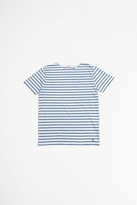 Armor Lux Sailor t-shirt - Hoedic white/blue