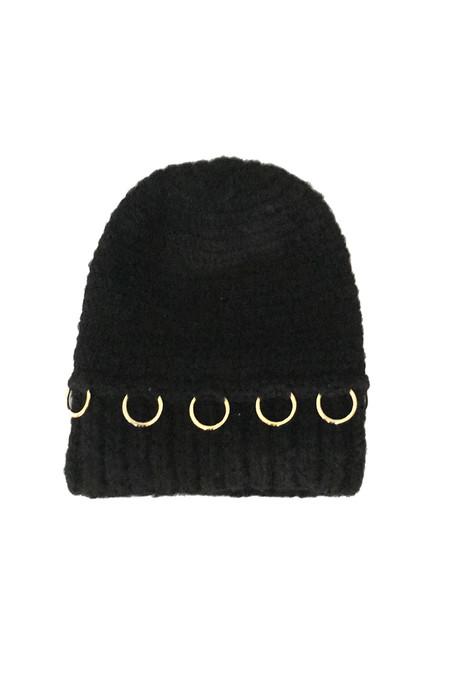 Rachel Comey Ring Crochet Cap