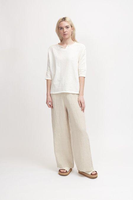 Pas de Calais Cotton Pullover - Ivory