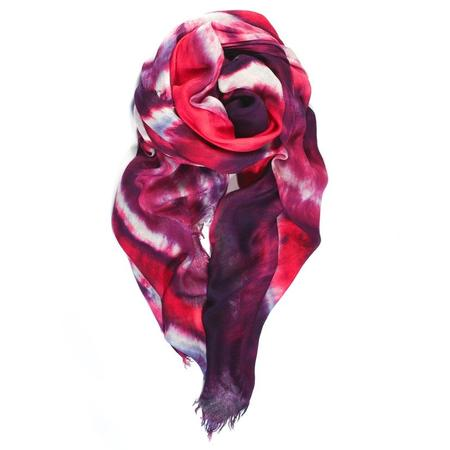 Fig & Belle Double Knot Scarf - Orchid