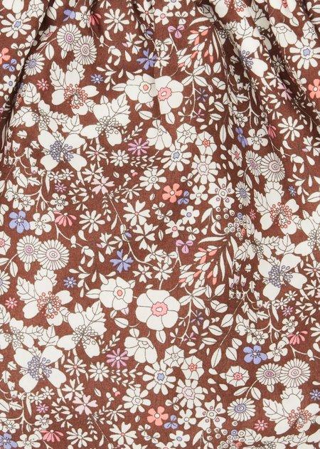 kids caramel Marlin Sunhat - June Meadow Brown