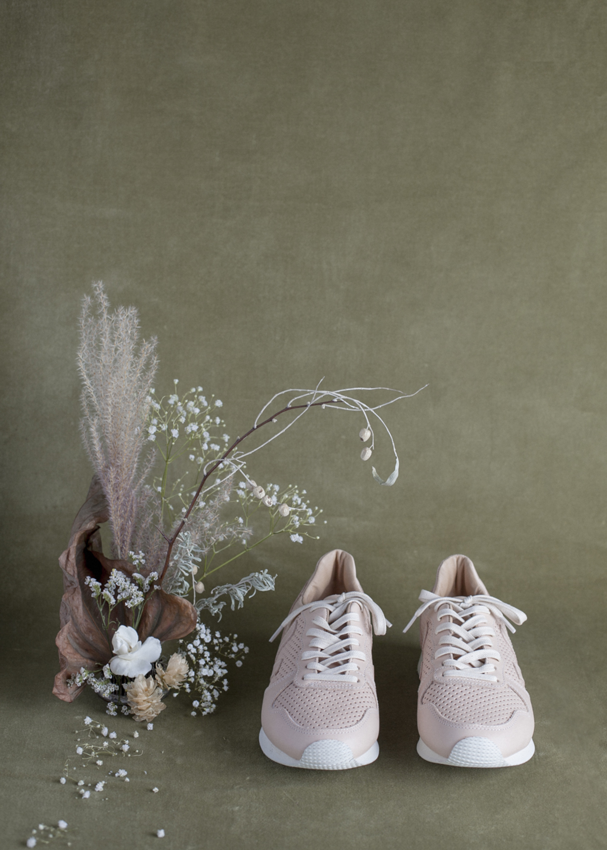Wedding Gift List Virgin Holidays : Veja Holiday Perforated SneakerVirgin from Umeboshi Garmentory