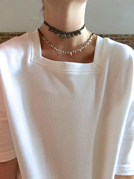 UPNY White Collar Squared