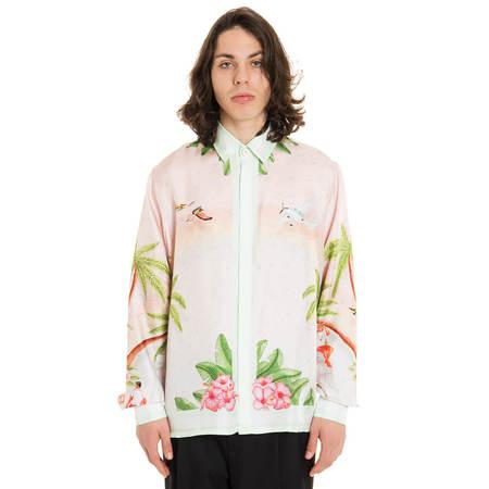 CASABLANCA Surf Club shirt - Multicolor