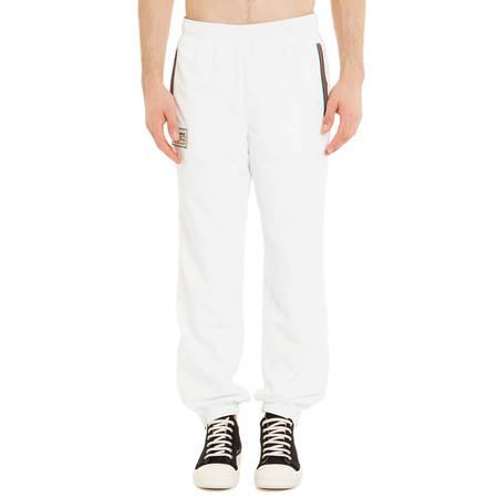 CASABLANCA Sport tracksuit pants - White