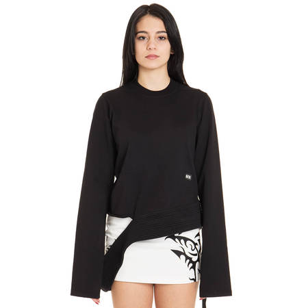 RICK OWENS DRKSHDW Creatch sweatshirt - black