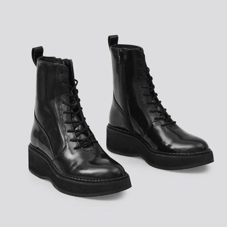 Rachel Comey Halt Boots - Black