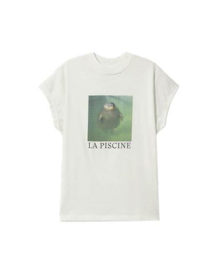 Thinking MU Camiseta Animals - White