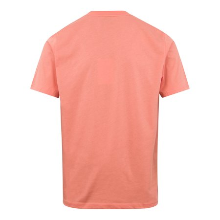 PAUL SMITH Zebra T-Shirt - Coral