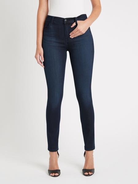 J Brand Maria High Rise Skinny Jean - Concept
