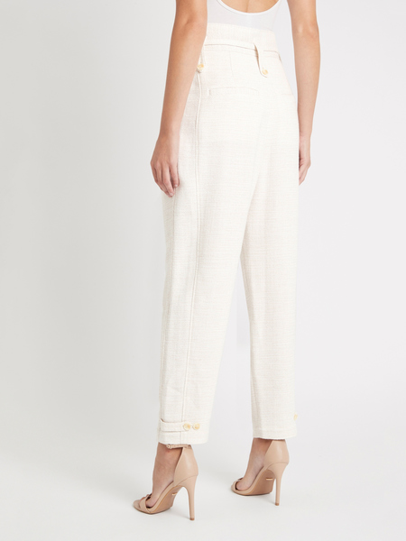 IRO Mosto Pants - White/Beige