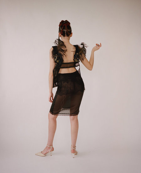 Sydney Pimbley Dance Of The Hours Skirt