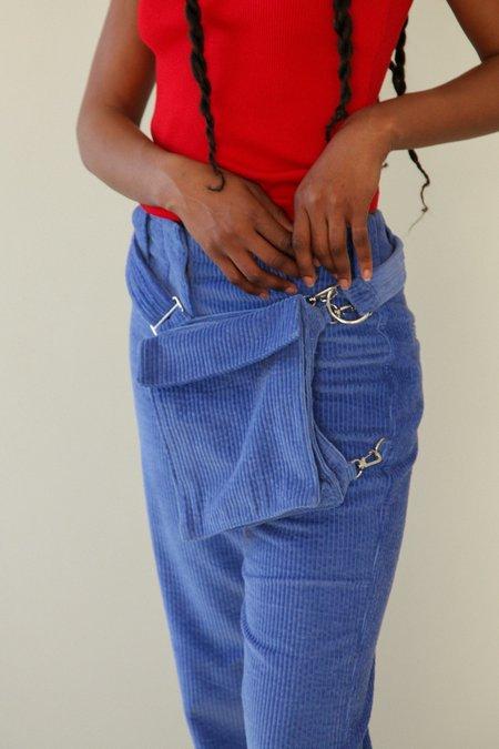 KkCo The Bag Corduroy Pant - Blueberry