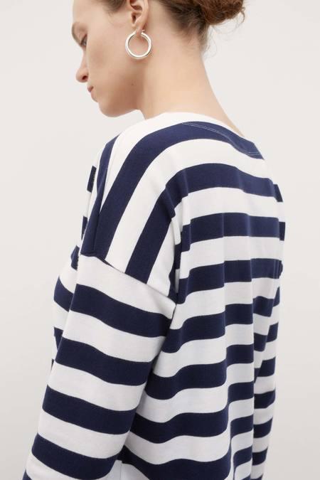 Kowtow Breton Sweater - stripe