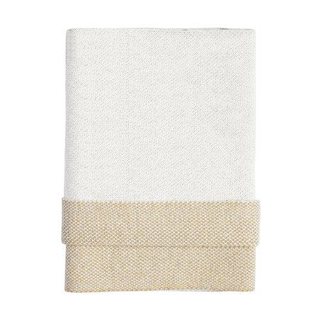 kids moon babe blankets Pisces Babe Blanket - ivory/light grey/ochre