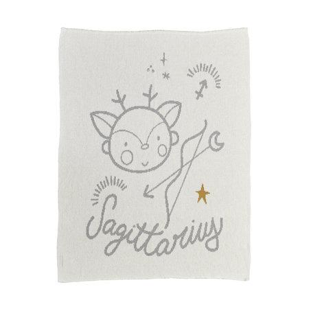 moon babe blankets Sagittarius Blanket