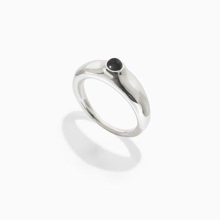 AGMES Cara Domed Ring Set