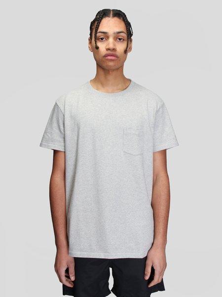 Schnayderman's Jersey Melange T-Shirt - Gray
