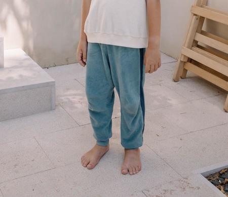 Kids We Are Kids Charles Joggers - Tender Blue