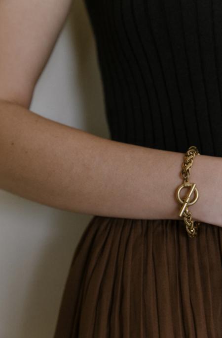 Vermeer Studio harriet bracelet - Gold